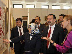 11. Geleneksel Nevruz Sergisi açıldı