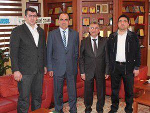 Selçuklu Belediye Başkanından MÜSİADa ziyaret