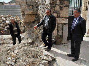 Akşehirde 8 asırlık müze restore ediliyor
