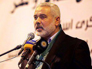 Filistin Hükümeti Başbakanı Heniye açıkladı