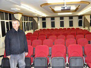 Akşehire yeni toplantı salonu
