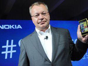 Nokianın CEOsu İphone 5i yere fırlattı!