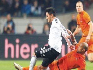 Sırtında Alman forması, yüreğinde Türkiye!
