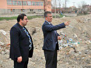 Akşehire iki yeni park