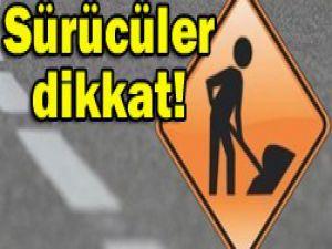 Konya-Seydişehir yolu uyarısı