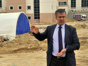 Akşehir Bölge Hastanesinde sona doğru