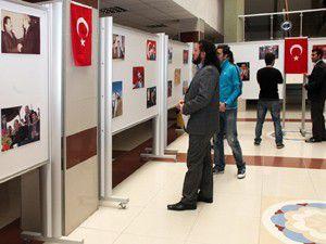 KMÜde Muhsin Yazıcıoğlu resim sergisi