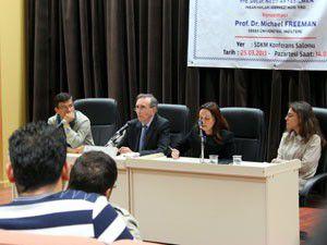 Küresel Fakirlik ve İnsan Hakları konferansı