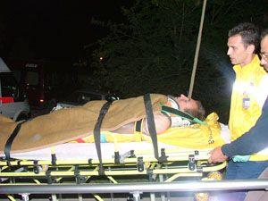 İki motorsiklet çarpıştı: 1 ölü, 1 yaralı