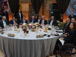 Erdoğandan olimpiyat açıklaması