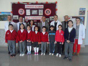 Özel Türmaktan 7 öğrenci Türkiye birincisi
