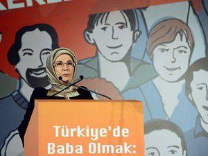Emine Erdoğandan çözüm süreci ile ilgili açıklama