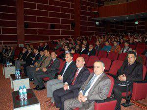 Akşehirde ticari hayatta yeni bir dönem paneli