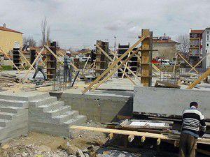 Kuluda inşaattan 18 bin TL değerinde kalıp çalındı