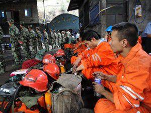 Çinde grizu patlaması: 28 ölü