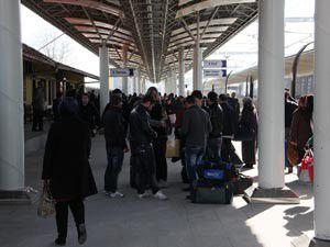 Eskişehir-Konya YHT Hattında seferler arttı