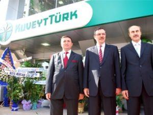 Kuveyt Türk 275 şubeye ulaşıyor