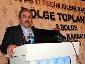 AK Parti Bölge Toplantıları