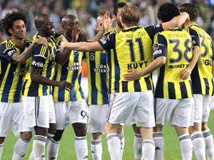 Fenerbahçeden Lazioya gözdağı! 2-0