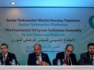 Türkmen konseyi kuruldu