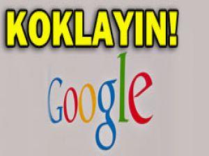 Google Burun uygulaması
