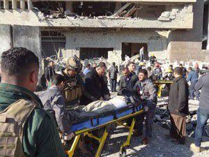 Irakta intihar saldırısı: 42 ölü