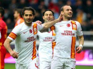 İşte Galatasarayın Madrid Kadrosu!