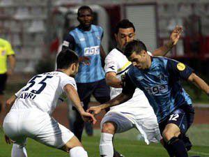 Adanada gol yağmuru: 5-5