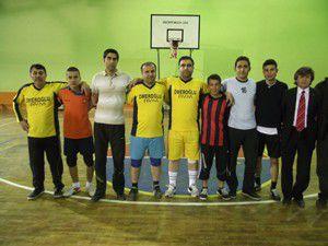 Kuluda voleybol turnuvası düzenlendi