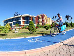 2023 hedefi bin kilometre bisiklet yolu