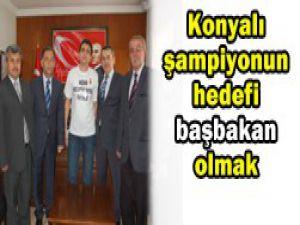 YGS Türkiye 2.sinin hedefi büyük