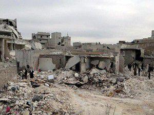 İdlibe top ateşi: 105 ölü
