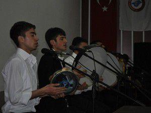 Cihanbeylide Kutlu Doğum Haftası etkinliği
