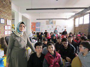 Özel Başak Kolejinde Anne-Baba Okulu
