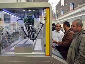 Konya Metal İşleme Makineleri Fuarı bugün açıldı
