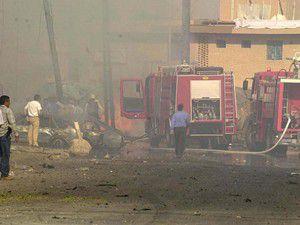 Irakta intihar saldırısı