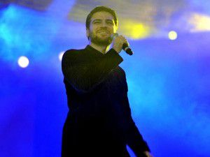 Sami Yusuf Antalyada konser verdi