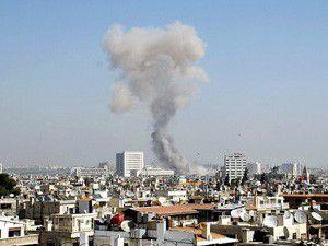 Suriyede bir haftada 825 ölü