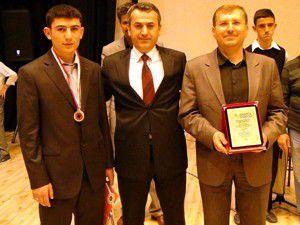 Akşehirde Arapça yarışmaları yapıldı