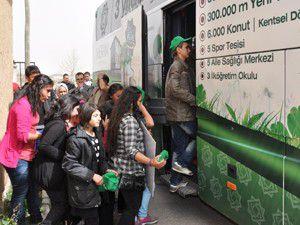 """Kültür Gezileriyle """"Şehrimi Tanıyorum"""""""