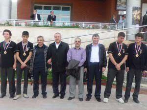 Mahmut Sami Ramazanoğlundan büyük başarı