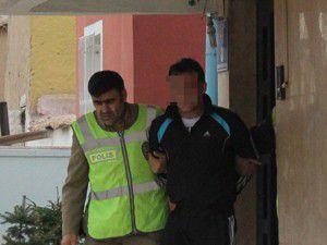 Banka nakil aracını soyanlar tutuklandı