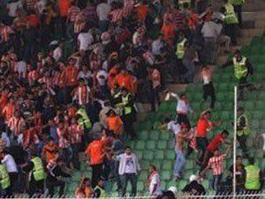 Konyadaki maça Adanaspor seyircisi alınmayacak