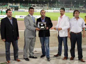 Konyaspora Fair-Play ödülü