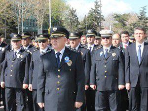 Türk Polis Teşkilatının 168. kuruluş yıldönümü