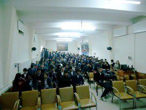 Sarayönünde öğrencilere kanser eğitimi