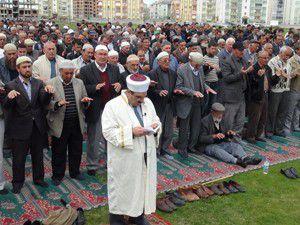 Cihanbeylide yağmur duası