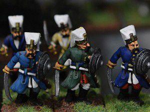 Savaş oyunlarında Osmanlı figürü