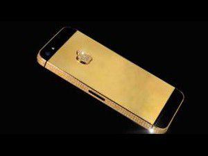 Bu iPhone 5, 15 milyon dolar!