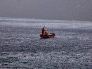 Haşhaş taşıyan Türk gemisine engel